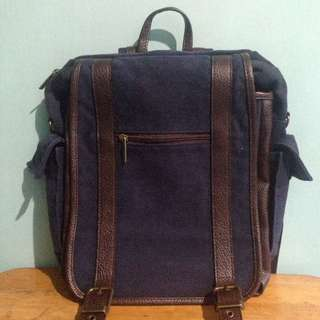 T.B2 Jeans Backpack (Unisex)