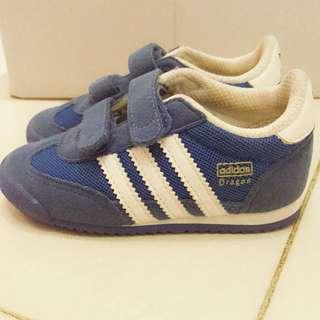 Adidas dragon kids size EU22/UK5.6/US6K