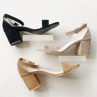 Althea Block Heels