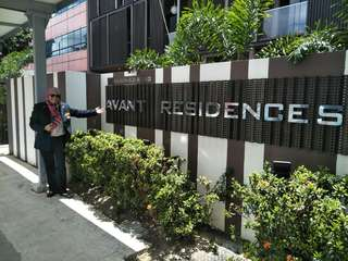 GREAT INVESTMENT!  Studio Apartment @ Avant Residences (Aljunied)