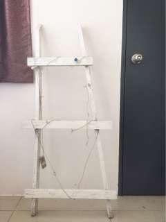 Handmade ladder