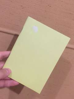 Notebook lime
