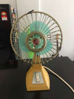 classic mini fan