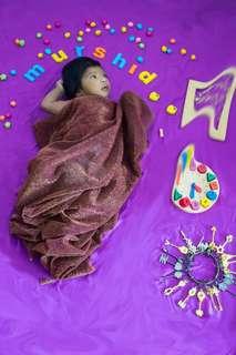 Free newborn/baby/child photoshoot