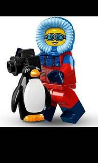 Lego Wildlife Photographer