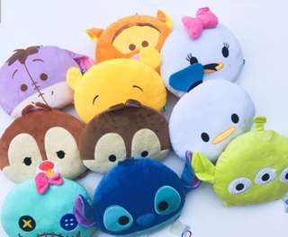 Disney Tsum Tsum Stuffed Toy Pillow