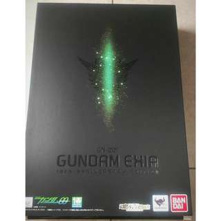Bandai Tamashii Nations Metal Build Gundam Exia (10th Anniversary Ver.)