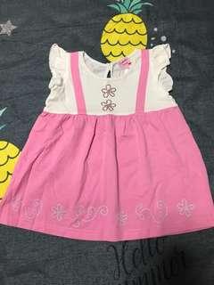 Baby Girl Dress - 2Y