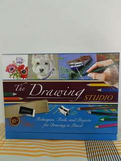 The Drawing Studio Mastering Drawing In Pencil