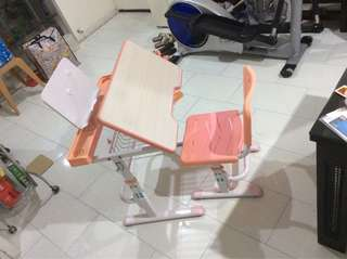 Study Desk & Matching Chair