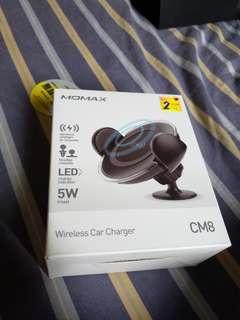 momax無線充電座