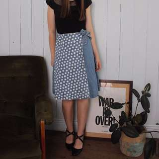 Gorman supermoon skirt size 8
