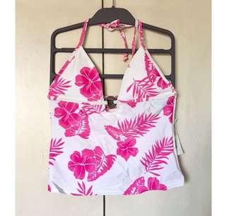Seventeen Floral Swimwear (Top only)