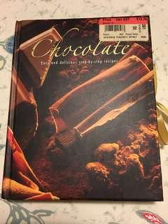 Chocolate easy & delicious recipe book