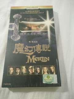Merlin vcd