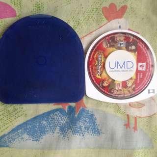 Naruto UMD for psp