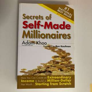 Secrets of self-made millionaires (2nd ed)