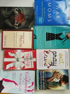 Books -fiction