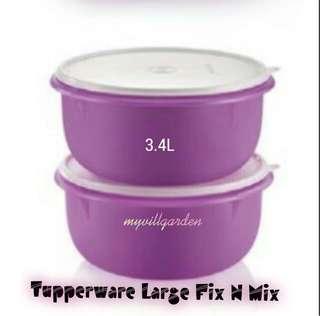 Tupperware Large Fix N Mix 3.4L (2)