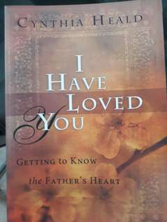 Christian Book 'I Have Loved You' for Sale