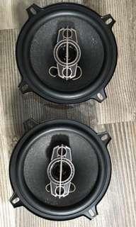 🚚 便宜賣-5吋同軸汽車喇叭最大可擴大到300W