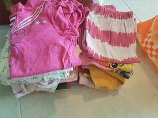 To bless: toddler clothes
