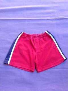 3 pcs: 2 shorts & 1 pajama for 3t-4t