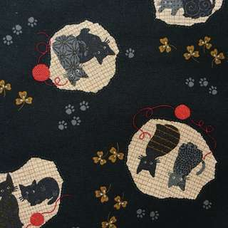 Imported Japanese quality fabric/kain diy cotton cloth