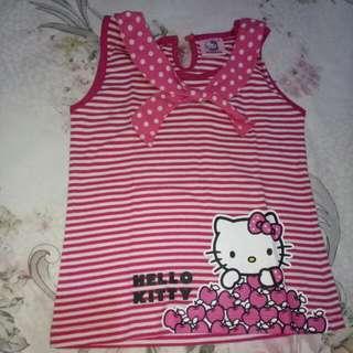 Atasan Hello Kitty