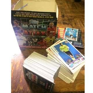 MATCH ATTAX 11/12 BASE CARD/STAR PLAYER/GOLDEN MOMENT