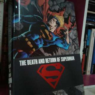 The Death and Return of Superman Omnibus (HC)