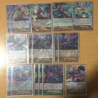 WTS SHADOW PALADIN Luard Deck Eng (not trading)