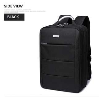 Korean style PRINCE TRAVEL canvas computer backpack