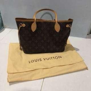 Louis Vuitton Neverfull PM Monogram