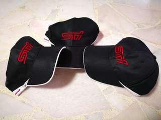 4pcs for $20. Subaru Caps