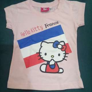 Hello Kitty France Shirt