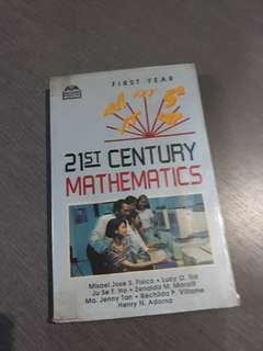 Mathematics textbook