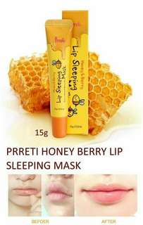 Prreti Lip Sleeping Mask