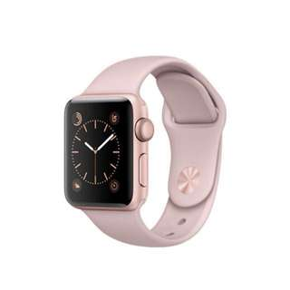 Apple Watch s2 42mm Rose Gold Pink