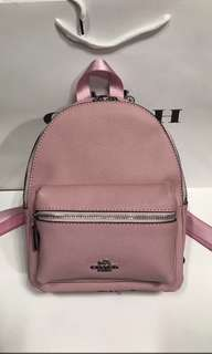 Original coach women mini backpack 🎒