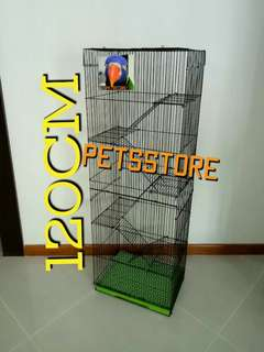 4 feet tall cage