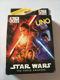 UNO -Starwars Edition - The Force Awakens