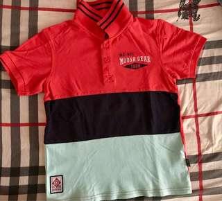 MG polo shirt for boys