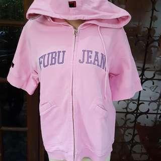 Fubu pink baju basket