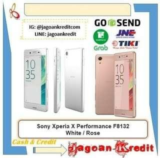 Sony Xperia X Perfomance F8132 Cash dan Kredit Tanpa Kartu Kredit