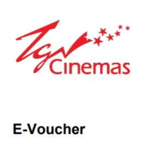 TGV Cinema E-Voucher
