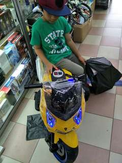 Superbike elektrik
