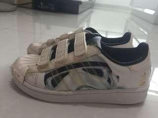 Adidas Shoes - Ortholite Stars Wars