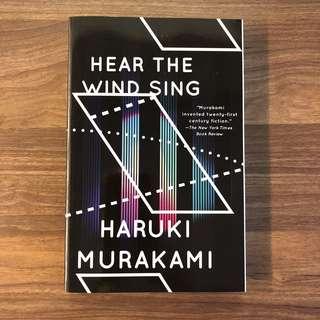 Hear the Wind Sing and Pinball, 1973 by Haruki Murakami