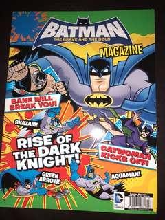 Batman magazine